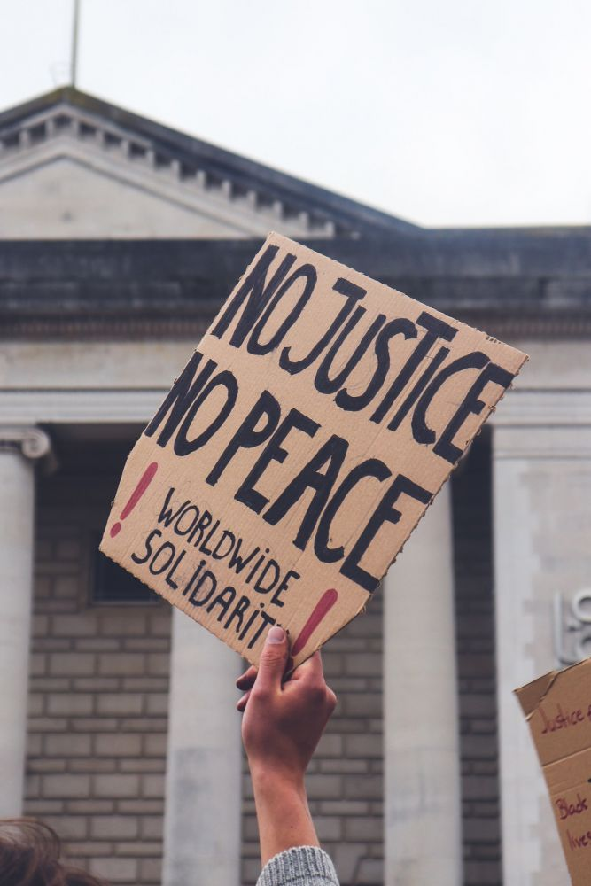 Racial Injustice - It Kills Some, but Wounds us All