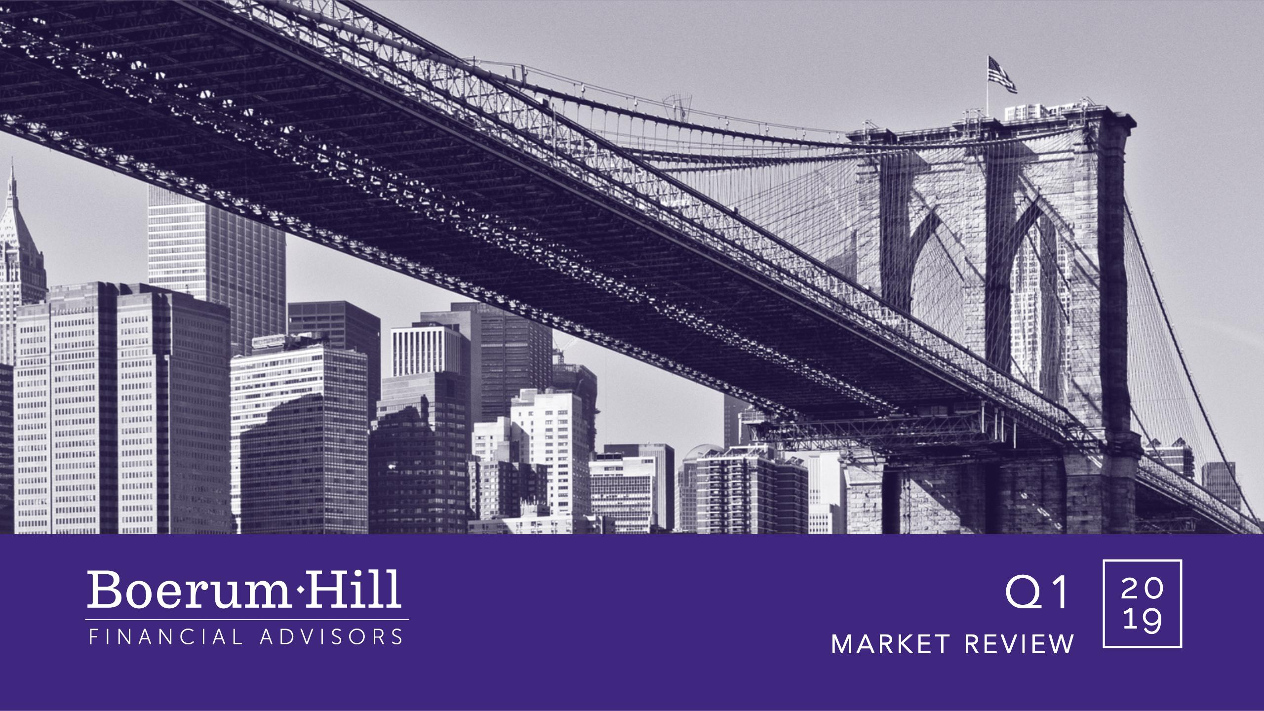 Q1 2019 | Quarterly Market Review